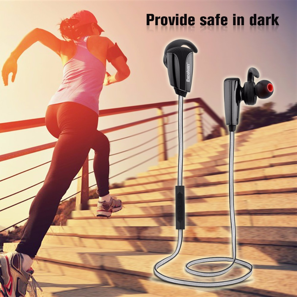 New JOWAY H903 Bluetooth Headphone 4.1 Audifonos Ear Style Sport Auriculares Wireless Headset Stereo Runningg Earphone With Micr
