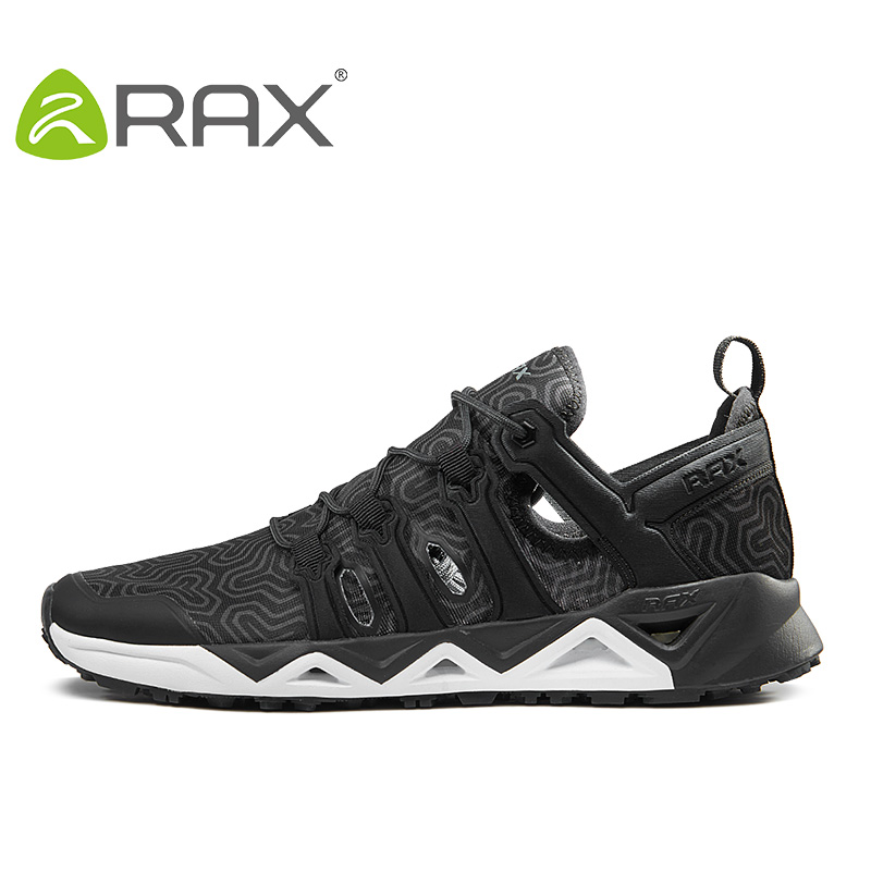 RAX Women Quick-Drying Aqua Shoes Breathable Mesh Upstream Water Shoes Summer Lightweight Jogging Shoes Outdoor Walking Sneakers