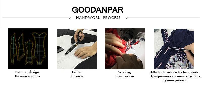 Handwork process