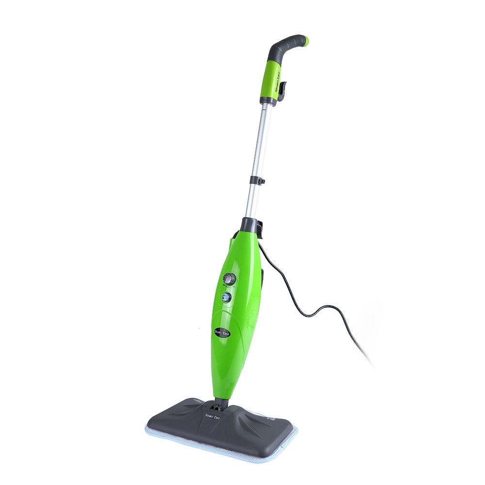 Hot Selling Multifunctional 110 240V Steam Cleaner Floor Kitchen Carpet Handheld Steamer Mop Safe Convenient Cleaning Appliances