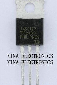TIC236D TIC236 400 V 12A do 220 ROHS oryginalny 10 sztuk/partia darmowa wysyłka elektronika skład zestaw