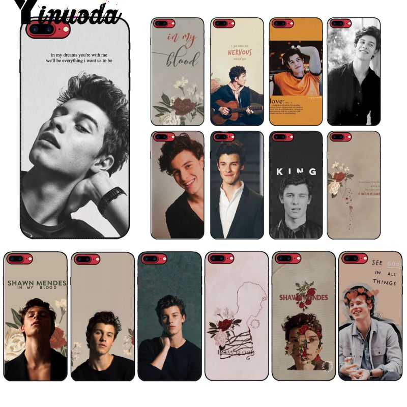 36c1615c Compra iphone 6s plus iphone case shawn mendes y disfruta del envío ...