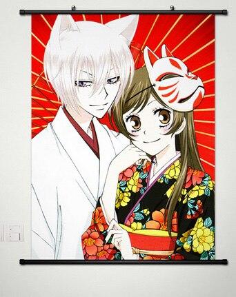 Anime Manga Kamisama Cinta Dinding Gulir Lukisan 60x90 cm Dinding Gambar Wallpaper 001