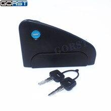 Автомобиль-Стайлинг дверные ручки для daf CF65 CF75 CF85 грузовик 1651634L 1651634R автомобильной внешней части 1328724 1328725 1617040 1617041