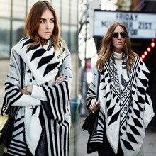 New za winter scarf 2016 Tartan Scarf women desigual Plaid Scarf cuadros New Designer Unisex Acrylic Basic Shawls warm bufandas