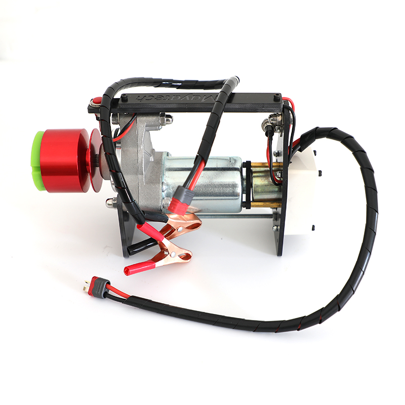 Image 2 - Electric rc Engine  Starter for 15cc   80cc RC Model Gasoline  engine Nitro engine Rc airplane Helicopter-in Parts & Accessories from Toys & Hobbies