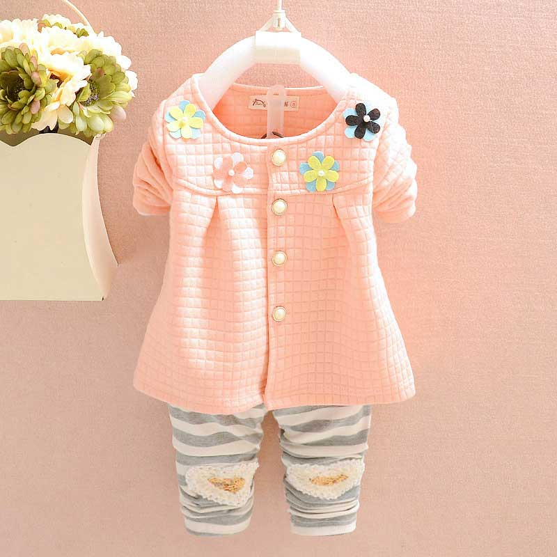 Toddler girls clothing christmas outfit korean kids baby girl clothes