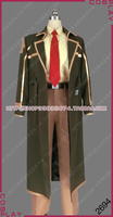 Re:CREATORS Cyberpunk Code Babylon Flashlight Detective Office Blitz Talker Uniform Cosplay Costume S002