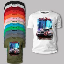 2019 nuovo Uomo T Shirt T-Shirt American Classic Muscle Car Camaro ZL1 Rot Schwarz Auto Youngtimer Oldtimer Herren T Shirt(China)