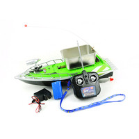 Mini Fast Electric RC Fishing Bait Boat 280M Remote Fish Finder Fishing Boat Lure RC Boat