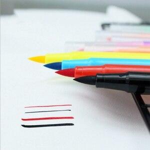 Image 5 - Pigmento comestível caneta escova alimentos cor caneta para desenhar biscoitos bolo ferramentas de decoração bolo diy cozimento bolo pintura gancho coloração