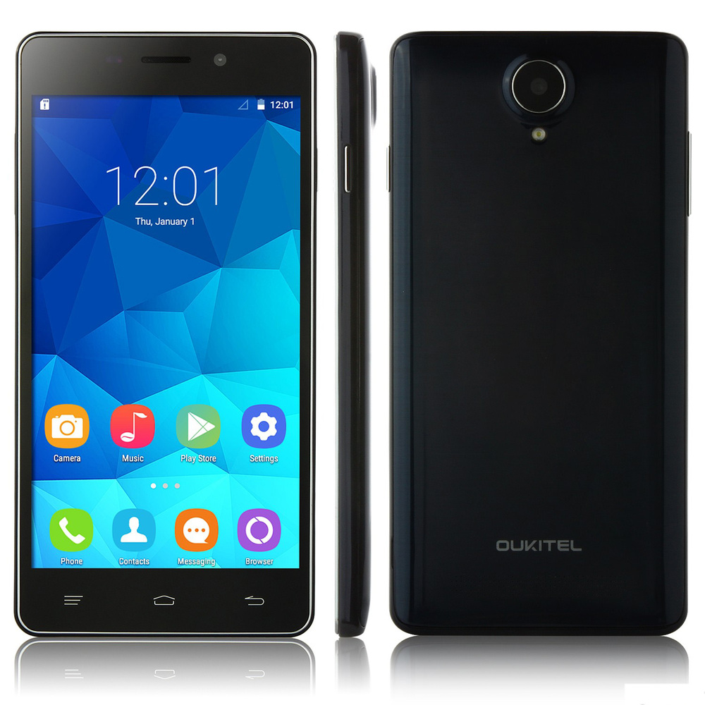 Phone Pure Android Phones pure android phones promotion shop for promotional original oukitel 0902 5 0 mobile phone 3g wcdma mtk6582 quad core 1gb ram 8gb rom 540960 inch ips