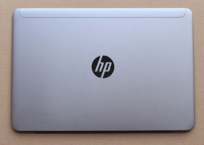 For HP Elitebook Folio 1040 G1 Back Cover Top Housing Case Silver No Touch 739569-001 цены