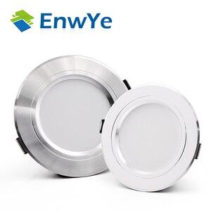 Image 2 - Enwye Led Downlight Plafond Warm Wit/Koud Wit 5W 9W 12W 15W 18W Led plafondlamp Ac 220V 230V 240V Nieuw Type Downlight
