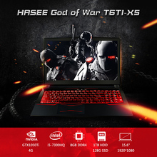HASEE God of War T6TI-X5 Laptop