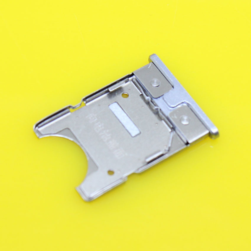 cltgxdd KA-274 100% New Silver SIM Card Holder Tray Slot socket Replacement Parts for OPPO R1S R8007 R8000