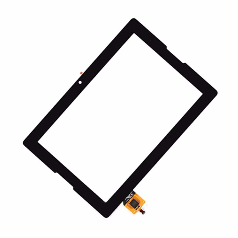 LCD Assembly For Lenovo IdeaTab A7600 LCD + Black Touch Screen Digitizer Panel Glass Lens 10.1 inch Replacing Parts Repair Part