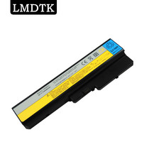 Wholesale New 6cells Laptop Battery FOR Ideapad Y430 Y450 V430 SERIES 45K2221 L08O6D01 L08O6D02 L08S6D01 Free