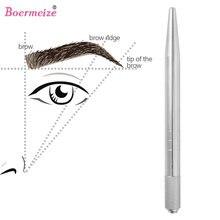 Тату ручка машинка для перманентного макияжа микроблейдинг бровей