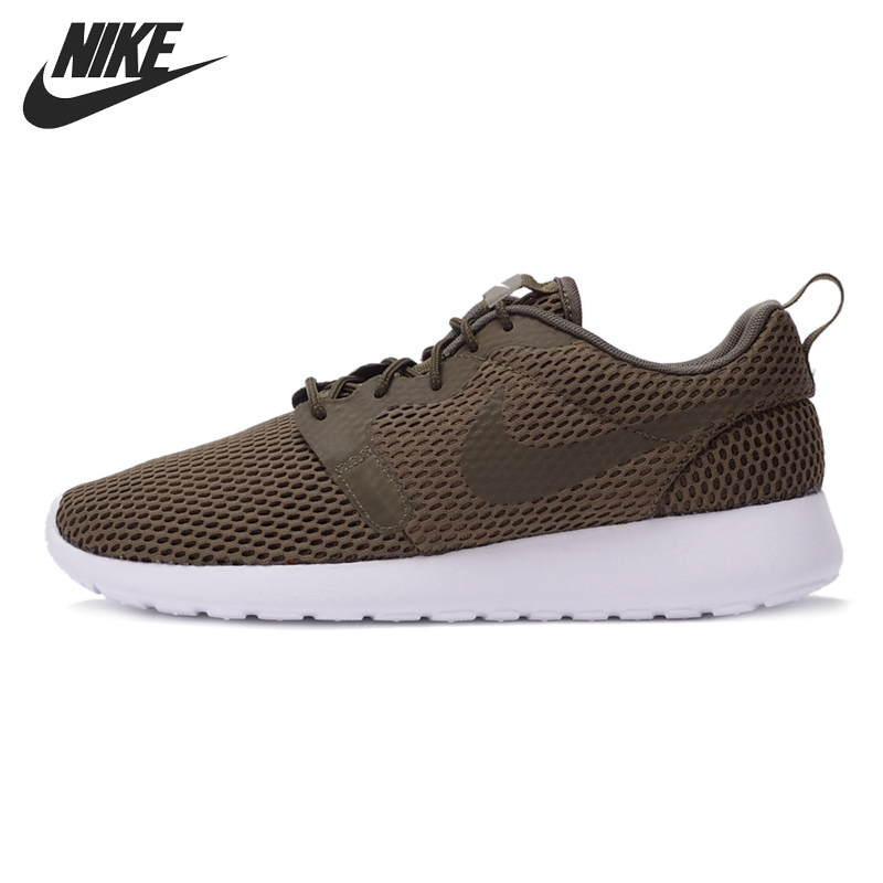 Original New Arrival  NIKE ROSHE ONE HYP BR Men's   Running Shoes Sneakers original new arrival nike roshe one hyp br men s running shoes low top sneakers