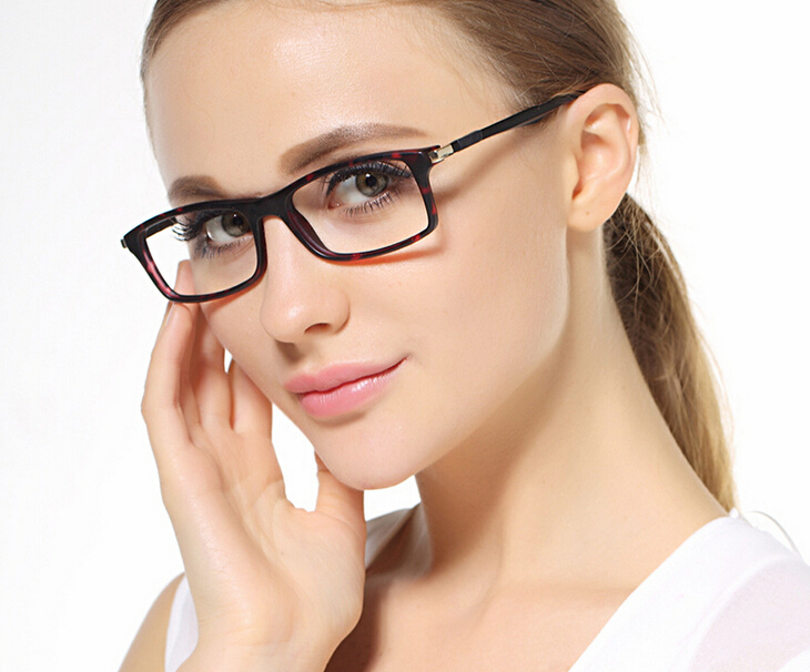 eyewear glasses  Aliexpress.com : Buy rectangle eyewear eyeglasses women female new ...