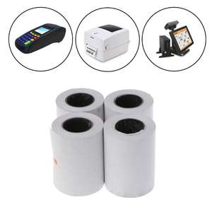 Thermal-Paper Cash-Register POS for 58mm 4pcs 57x50mm