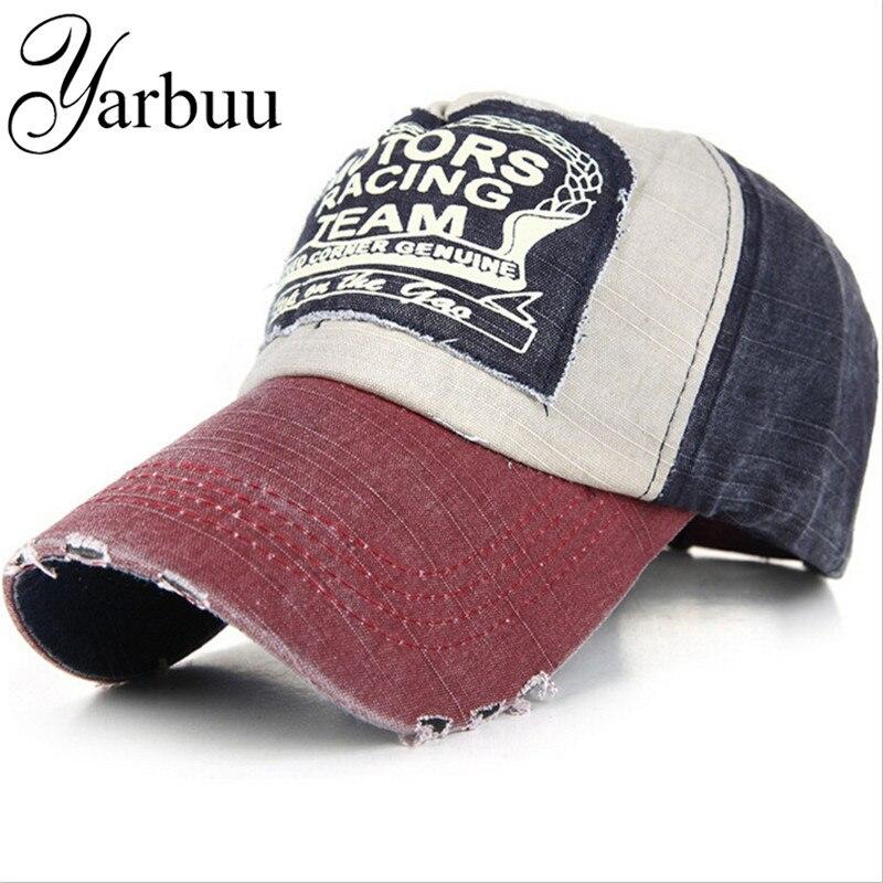 [YARBUU] Baseball Caps 2017 New fashion high quality Unisex Brand Snapback Hat Golf cap Bone gorras Man and Women cap hat