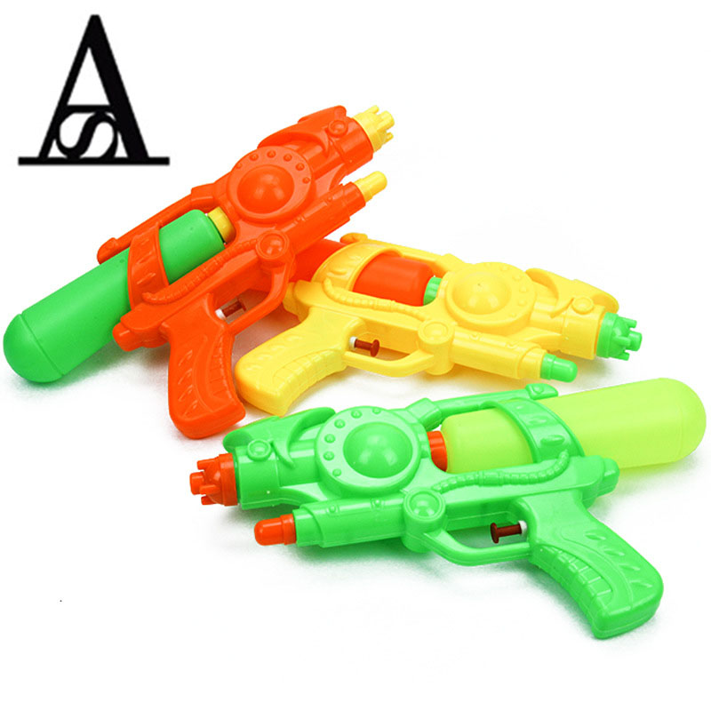 AITESEN Children Water Gun Outdoor Sport Games Fireman Sam Gun Shooting Water Toy Beach Bathroom Playing Toys For Children Gifts