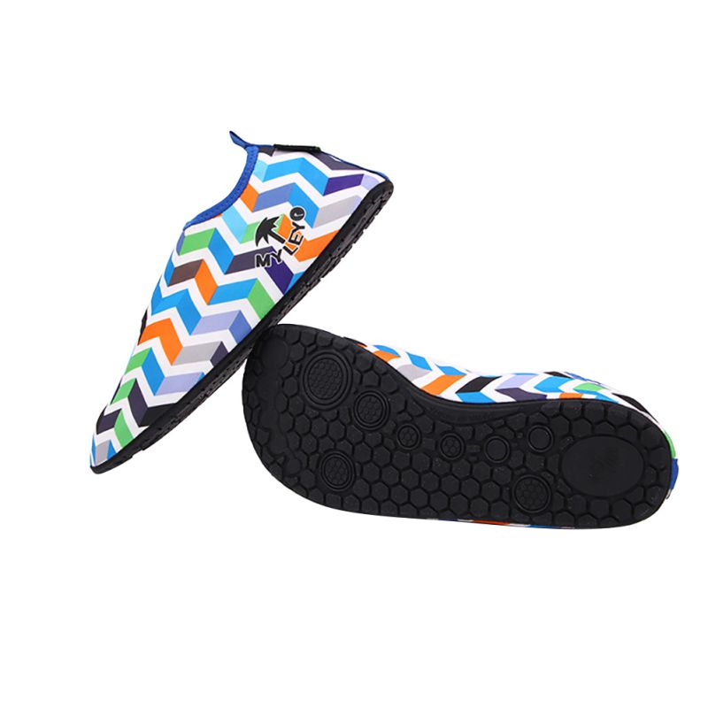 Pro Sports Skin Sock Outdoor Water Swimming Driving Letter Beach Yoga Pool Socks