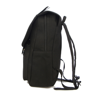 Image 4 - Gato bonito lona mochila dos desenhos animados bordados mochilas para meninas adolescentes saco de escola fashio preto impressão mochila xa69h