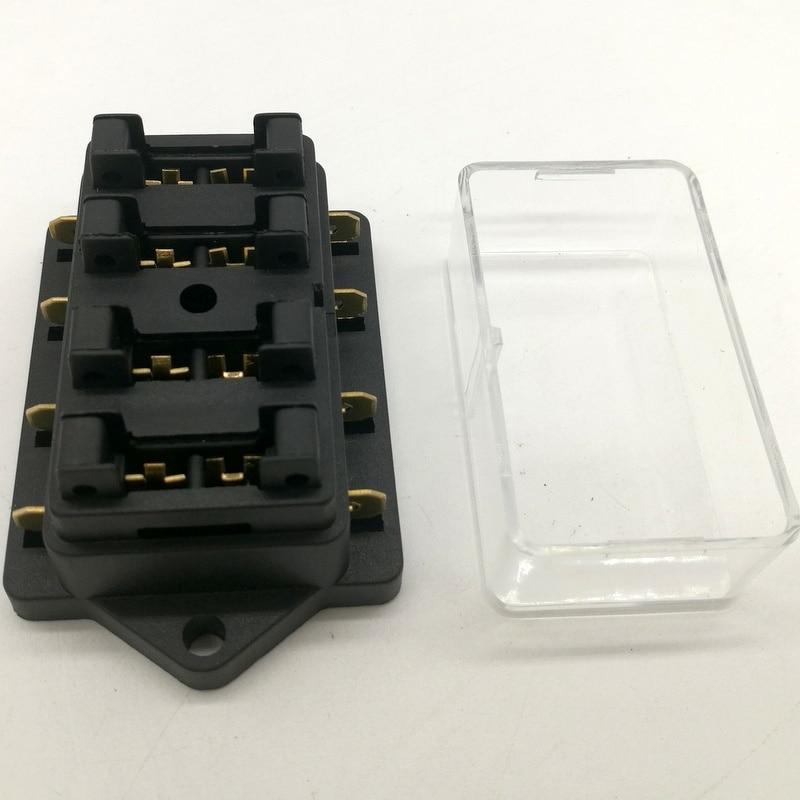 12v 24v 4 way 5 way car truck auto blade fuse box holder circuit rh aliexpress com Circuit Breaker Circuit Breaker
