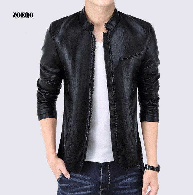 New arrival Italy style linen jackets men brand fashion solid jacket mens stand collar outerwear male