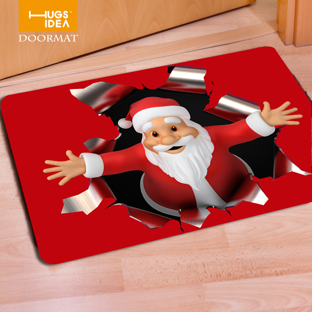 Floor mats for house - Creative Entrance Welcome Floor Mats House Living Room Carpets Christmas Candy Pattern Kitchen Carpet Anti Slip Area Rugs Funny In Bath Mats From Home