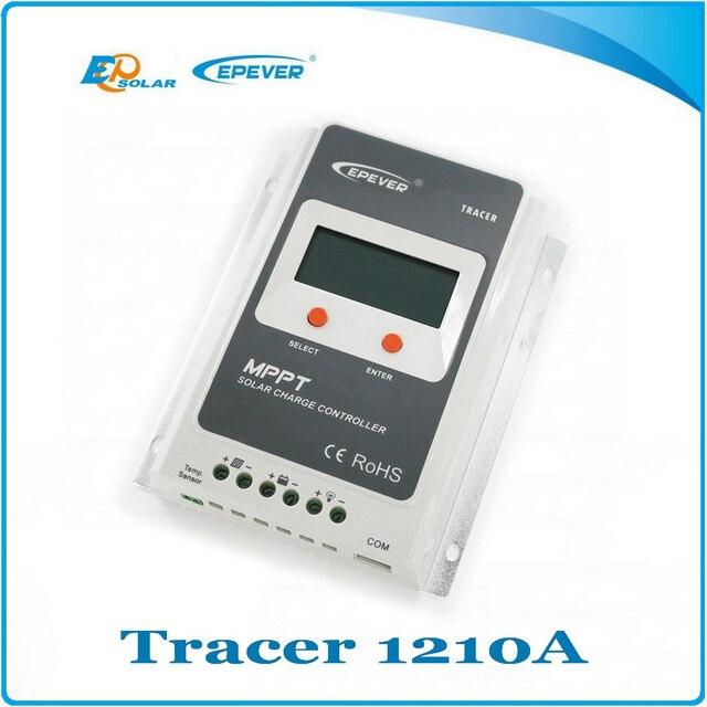 US $69 0 |10A MPPT Solar Regolatore di Carica 12 V 24 V Batteria regolatore  solare 10A Tracer1210A Epsolar Garanzia di Qualità 100% in 10A MPPT Solar