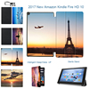 MTT Slim Magnetic TriFold Stand PU Leather Airplane Case Sleep Smart Cover For Amazon Kindle Fire