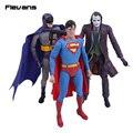 "NECA DC Comics Супермен, Бэтмен Джокер ПВХ Фигурку Коллекционная Игрушка 7 ""18 см"