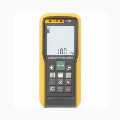 Brand New Fluke 411D Laser Distance Meter 100 Authentic Quick Accurate Professional Tester 30M 100FT