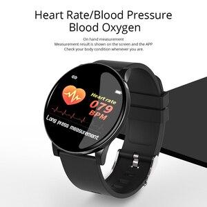Image 3 - Colmi relógio inteligente cw8 mulheres dos homens pressão arterial oxigênio monitor de freqüência cardíaca esportes rastreador smartwatch ip68 conectar ios android