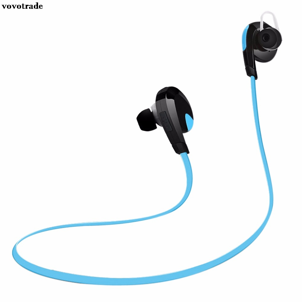 toopoot Bluetooth Wireless Handfree Sport Universal Headphone Headset For MP3 Tablet Cellphone Factory Price factory price binmer bluetooth wireless headset stereo headphone earphone handfree mic for smartphone mmar16 drop shipping
