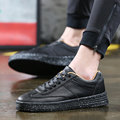 Ramialali Brand Men Leather Shoes Comfortable Moccasins Men Flats Leather Lace Up Driving Shoes For Male Sapatos Hombre