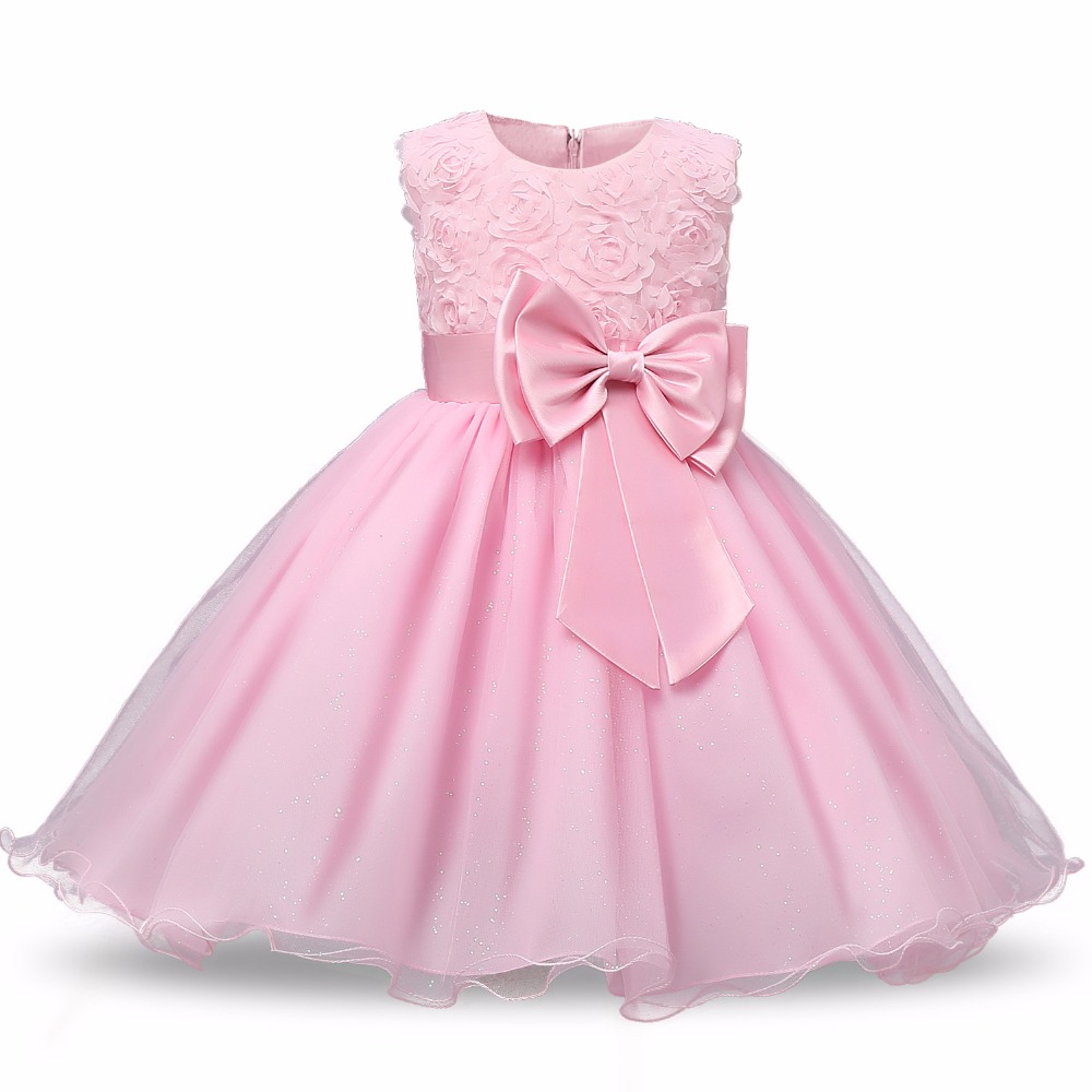2017 New teenagers Girl Dress  Wedding Birthday Princess Dresses For Girls Flower Party dress Prom Designs Children's Costume new arrival 2016 girls big flower dress flower girl party dresses pearl o neck sleeveless princess birthday costume champagne