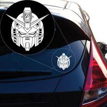 Gundam Wing Decal Sticker für Autofenster, Laptop und mehr