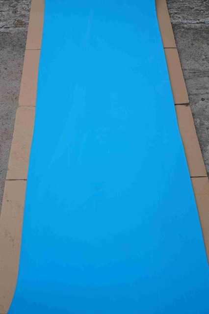 Free shipping flat surface EVA 3M glue skidproof top pad deck pad stand up paddle board sup deck pad  grip pad