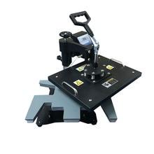 Digital Shoes Heat Transfer Press Machine for flatbed printer