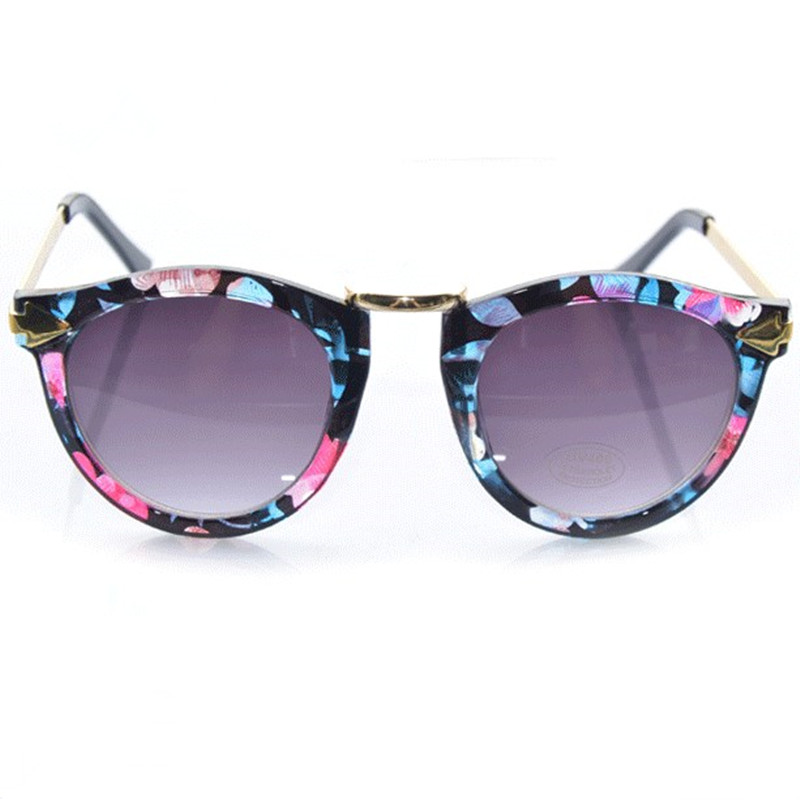 a6aa81cc27 Buy floral sunglasses and get free shipping on AliExpress.com