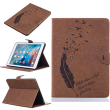 Instances For Apple iPad Pro9.7inch Pill Case Covers Housing Shell Card Holders Equipment PU Leather-based Instances Shell Coque Capa
