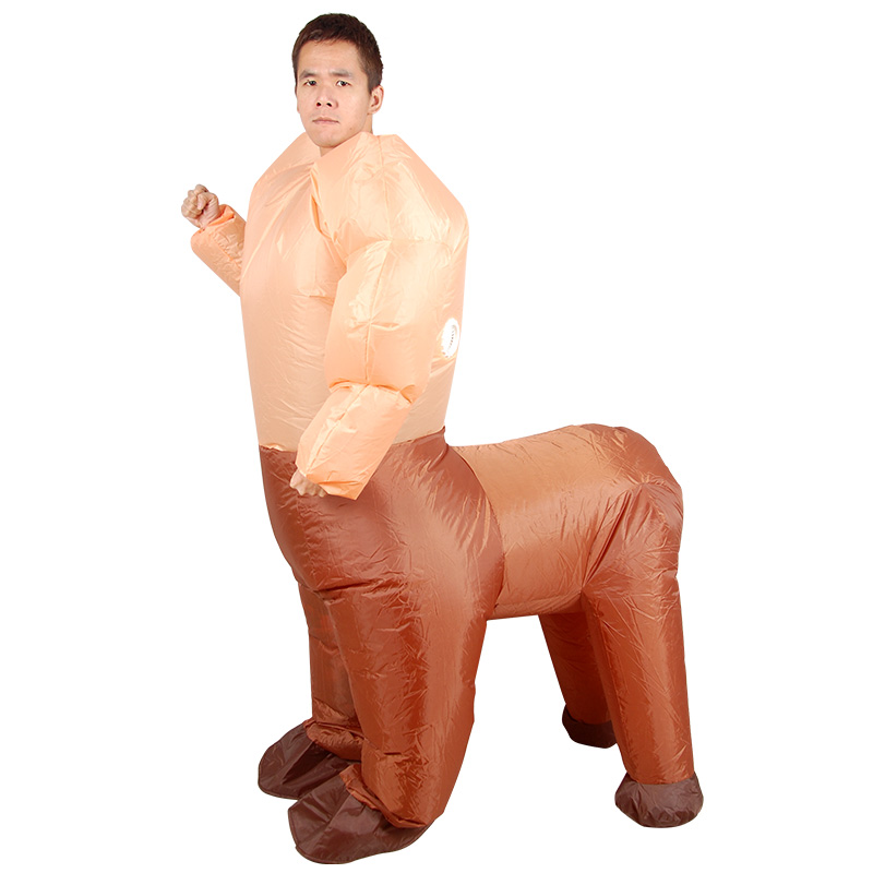 inflatable horse costume for adult, party costume, carnival suit, festival cloth