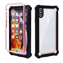 Luxury Armor Shockproof space Case for iphone 6G 6plus 7G 7plus 8G 8plus X XS XR XSMAX  Soft and transparent case