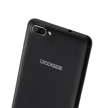 "DOOGEE X20 Mobile phone Dual Camera 5.0MP+5.0MP Android 7.0 2580mAh 5.0""HD MTK6580A Quad Core 2GB RAM 16GB ROM Smartphone WCDM"