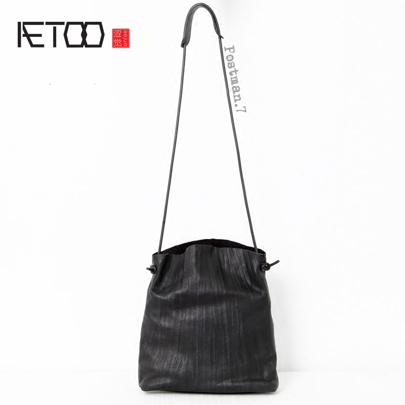 AETOO Amoi designer modèles de vertical shopping sacs femmes